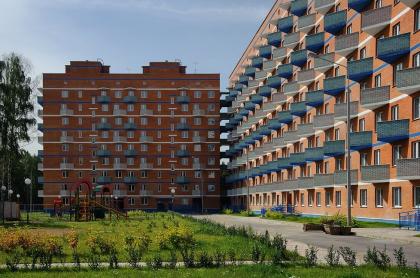Жилой дом «Патриот» под малосемейное общежитие на 300 квартир для военных