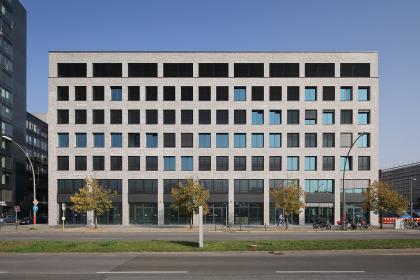 Офисное здание M_Eins