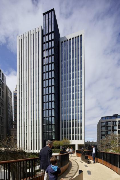 Офисный комплекс London Wall Place
