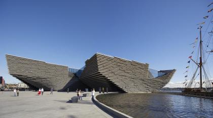 Филиал Музея Виктории и Альберта в Данди