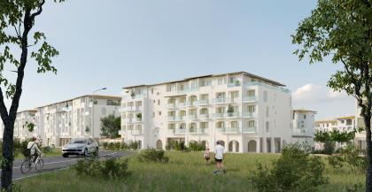 Рекреационный комплекс «Геленджик-Марина»на Тонком мысе в городе-курорте Геленджик