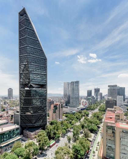Башня Torre Reforma