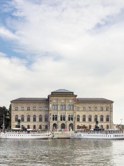 Национальный музей в Стокгольме – реконструкция