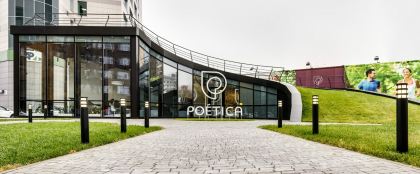 Офис продаж ЖК Poetica