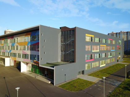 Школа №28 в Люберцах