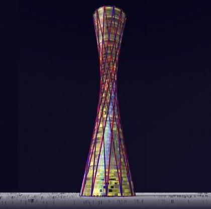 Башня Вортекс