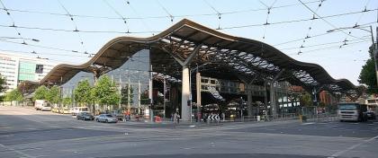 Вокзал Саузерн-Кросс