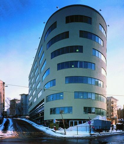 Офисный комплекс Millennium House