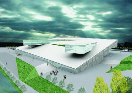 Национальный музей Эстонии. Конкурсный проект