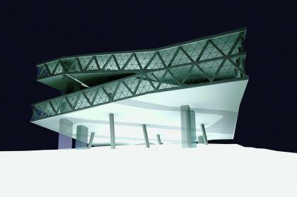 Гонконгский институт дизайна. Конкурсный проект