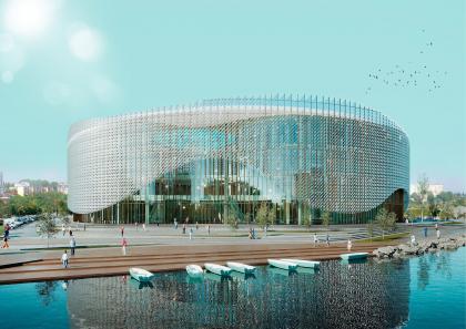 Государственная филармония Якутии. Арктический центр эпоса и искусства