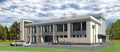 Физкультурно-оздоровительный комплекс в районе Строгино