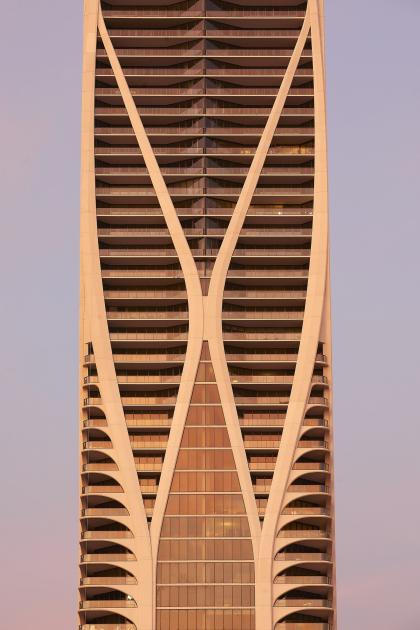 Башня One Thousand Museum