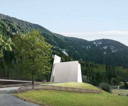 Herzog & de Meuron возведут придорожную церковь – первую в Швейцарии