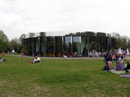 Павильон Прайори-парка