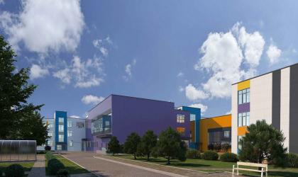 Школа в Некрасовке