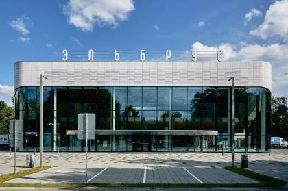 Реконструкция кинотеатра «Эльбрус»