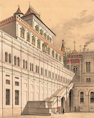 Маньеризм первых Романовых