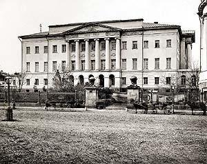 Николевский классицизм в Москве
