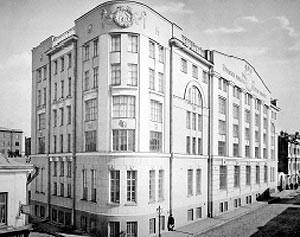 Неоклассицизм начала XX века в Москве