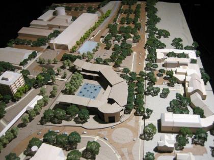 Кампус искусств Принстонского университета