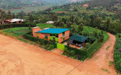 Экспериментальный проект деревенского дома в Руанде