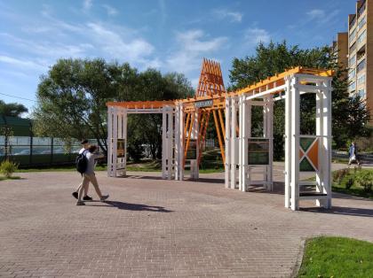 Портал бульвара «Анненки»