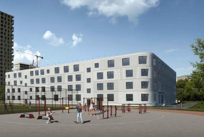 Школа на Рязанском проспекте