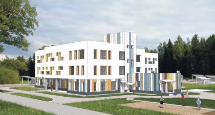 Детский сад в поселке «Мосрентген»