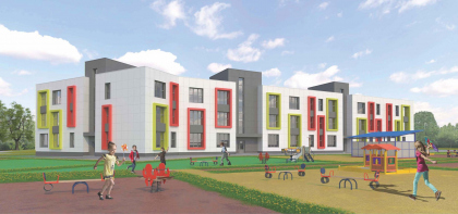 Детский сад в Коммунарке