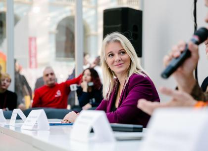 Создана рабочая группа по законопроекту об архитектурной деятельности. Ее глава – Александра Кузьмина, главный архитектор Московской области