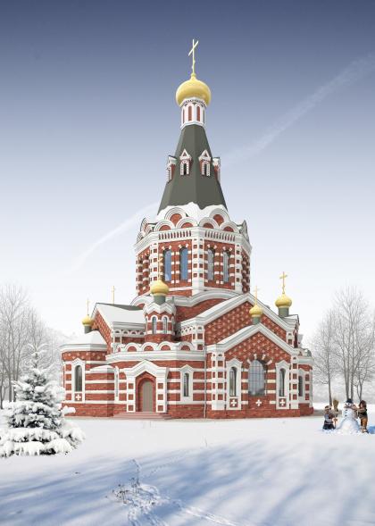 Храм в честь святой мученицы Татианы в г. Краснодаре