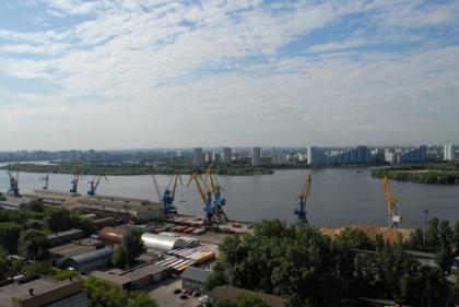 В Москве стартовал закрытый конкурс на концепцию застройки территории Южного речного порта