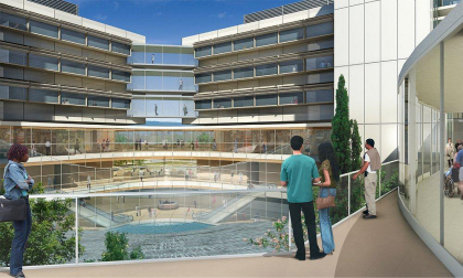 Больница Стэнфордского университета