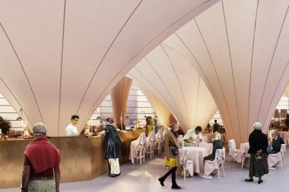 Meet Qatar restaurant