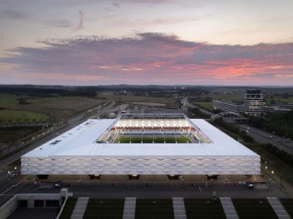 Арена Stade de Luxembourg
