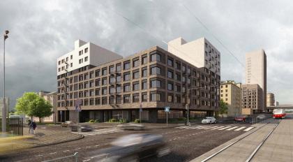 Дом по реновации в Красносельском