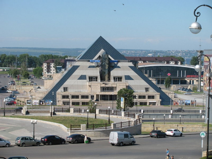 Культурно-развлекательный центр «Пирамида», Казань