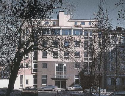 Жилой дом в Подсосенским переулке