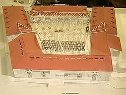 Реконструкция здания Провиантских складов