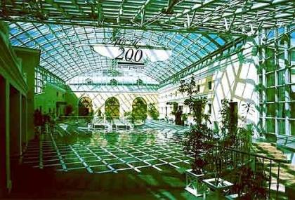 Реконструкция Государственного музея А.С. Пушкина