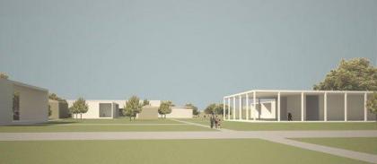Музей коллекции Менил – реконструкция
