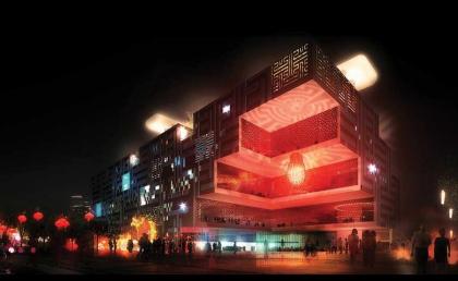 Музей градостроительства Тяньцзиня