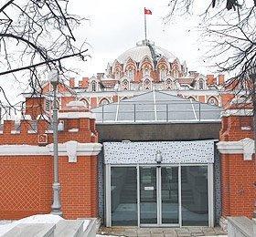 Петровский дворец в стиле де-люкс