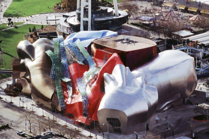 Центр музыки Experience Music Project