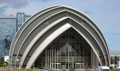 Конференц-центр Clyde Auditorium