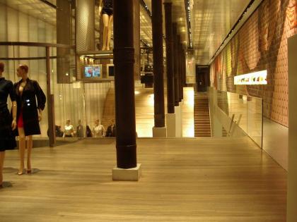 Магазин Prada Epicenter Нью-Йорк