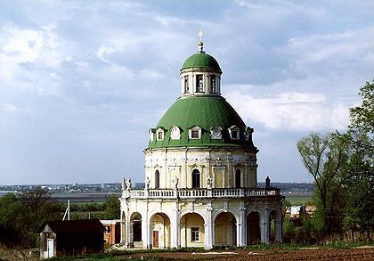 Храм Рождества Богородицы в селе Подмоклово