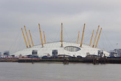 Купол тысячелетия (Арена O2)