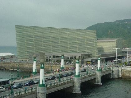 Конгресс-центр Kursaal